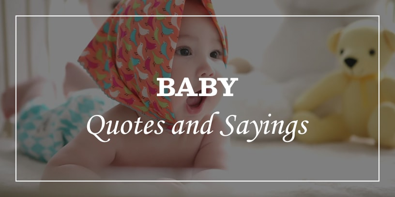 Featured Image for baby cute sweet baby quotes