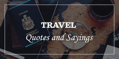 Featured Image for best travel quotes
