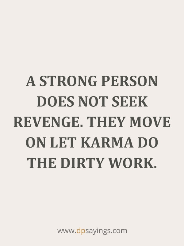 10 popular karma quotes and sayings