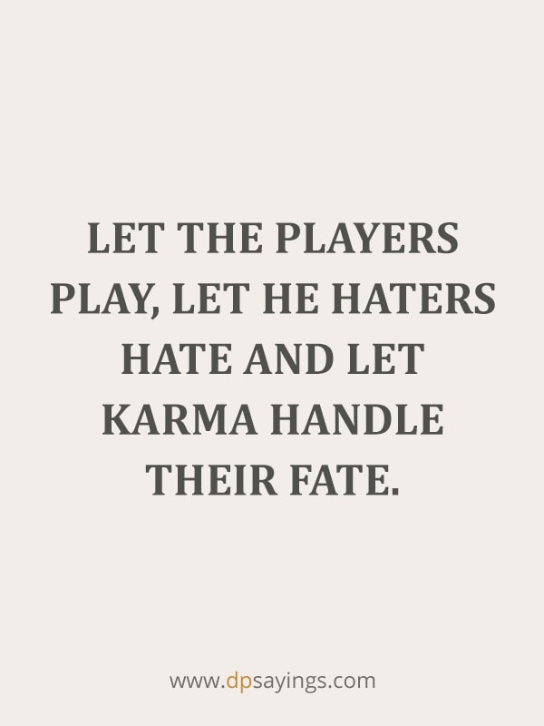 18 quotes on karma quotes and sayings