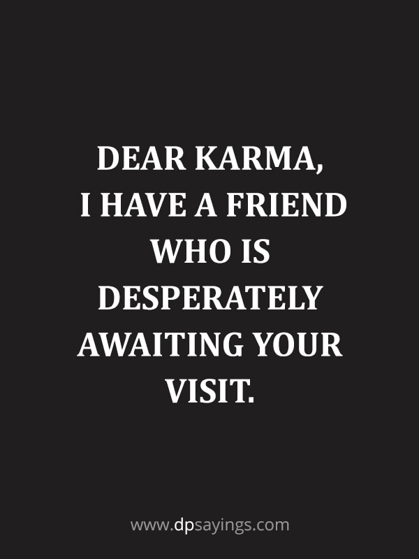 19 quotes on karma quotes and sayings