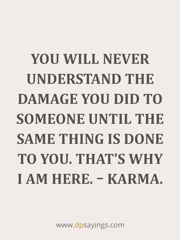 20 quotes on karma quotes
