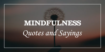 Featured Image for mindfulness quotes