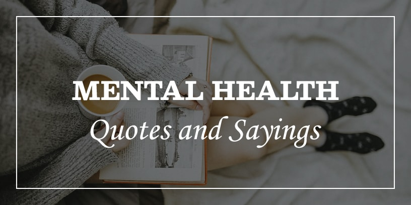 inspirational mental health quotes