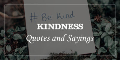 Featured Image for best kindness quotes and sayings