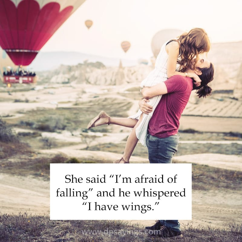 Falling In Love Quotes For Him And Her