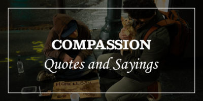 Featured Image for compassion quotes and sayings