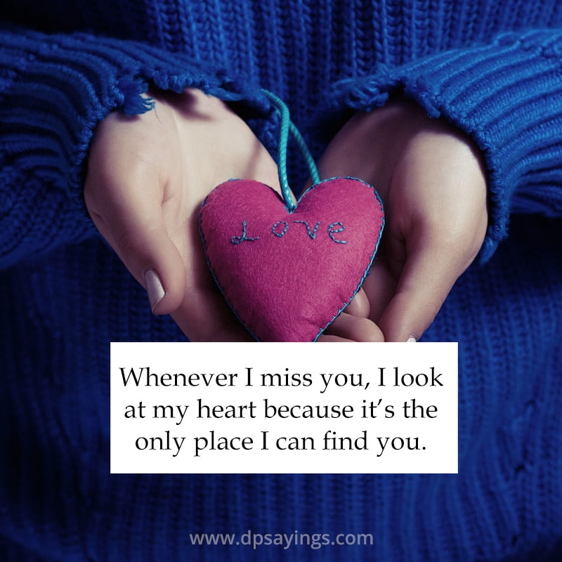 you are in heart quotes