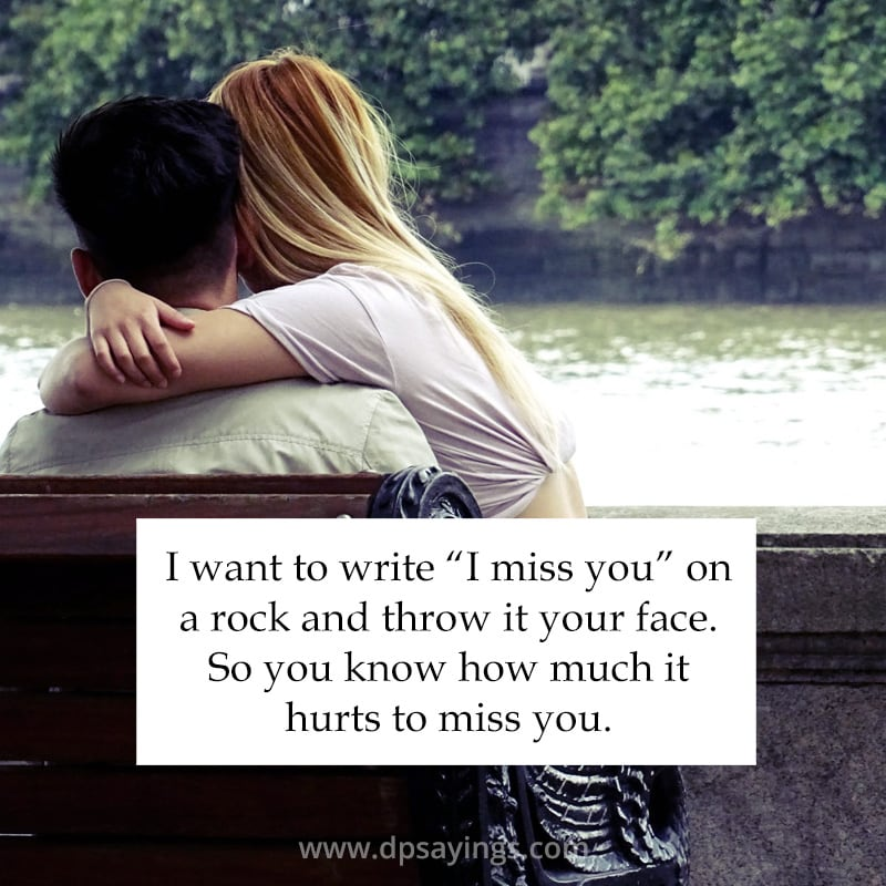 I Miss You Quotes For Him And Her 8