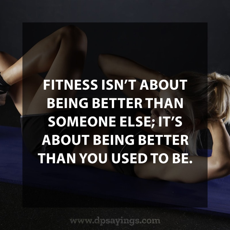 Inspirational Workout Quotes and Sayings 52
