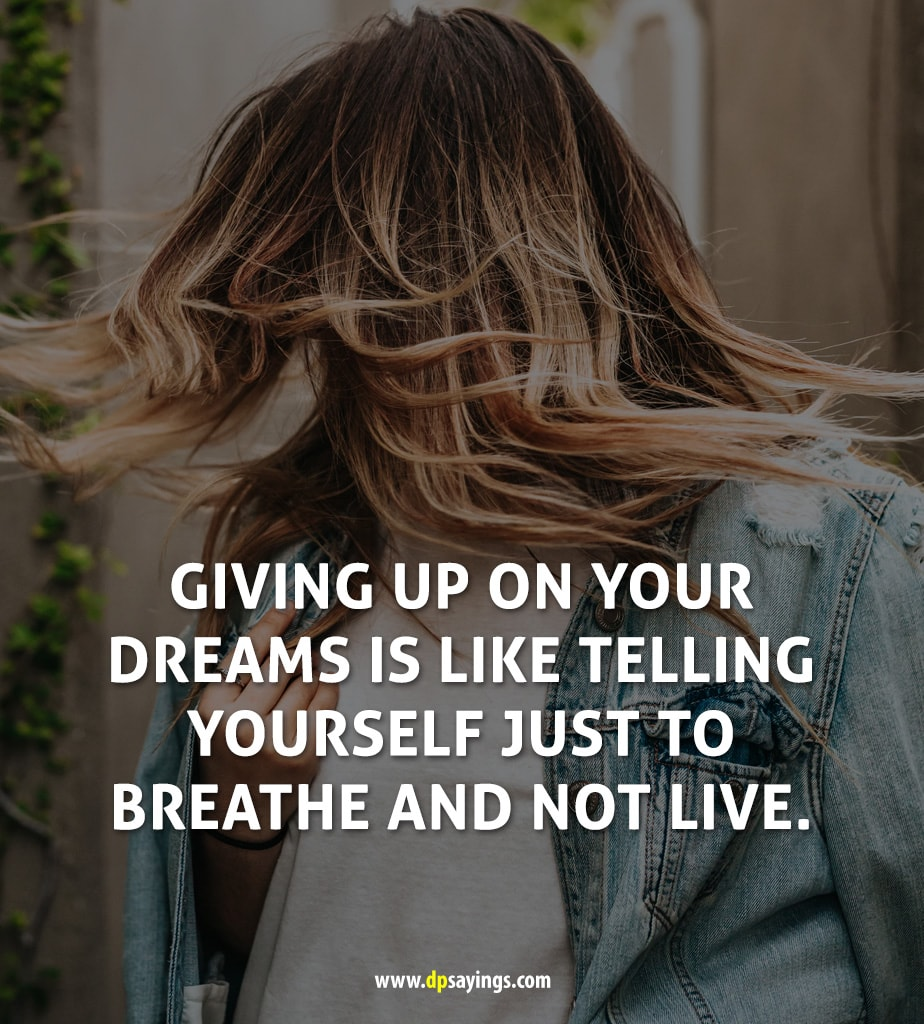 Don't give up quotes 11