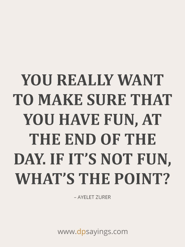 by the end of the day quotes