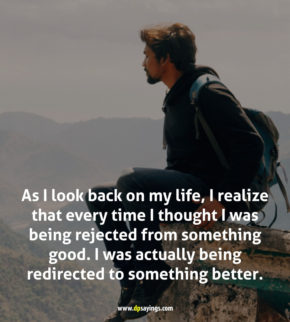 you will be redirected to something better.