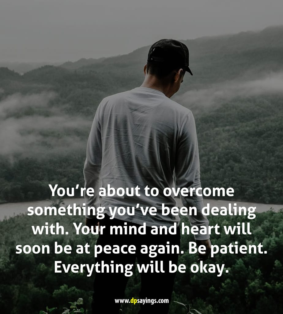 one day everything will be okay quotes