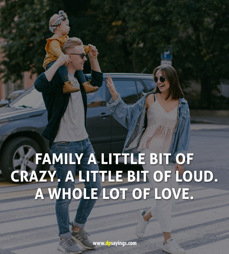 happy family quotes and sayings