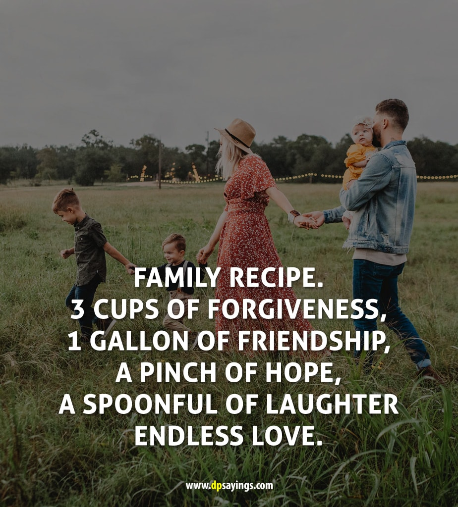 inspirational family quotes and sayings 32