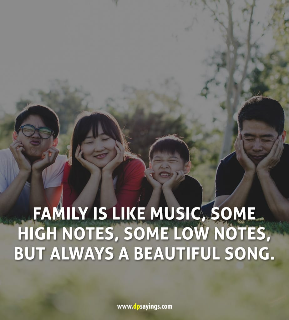 Family quotes and sayings 4