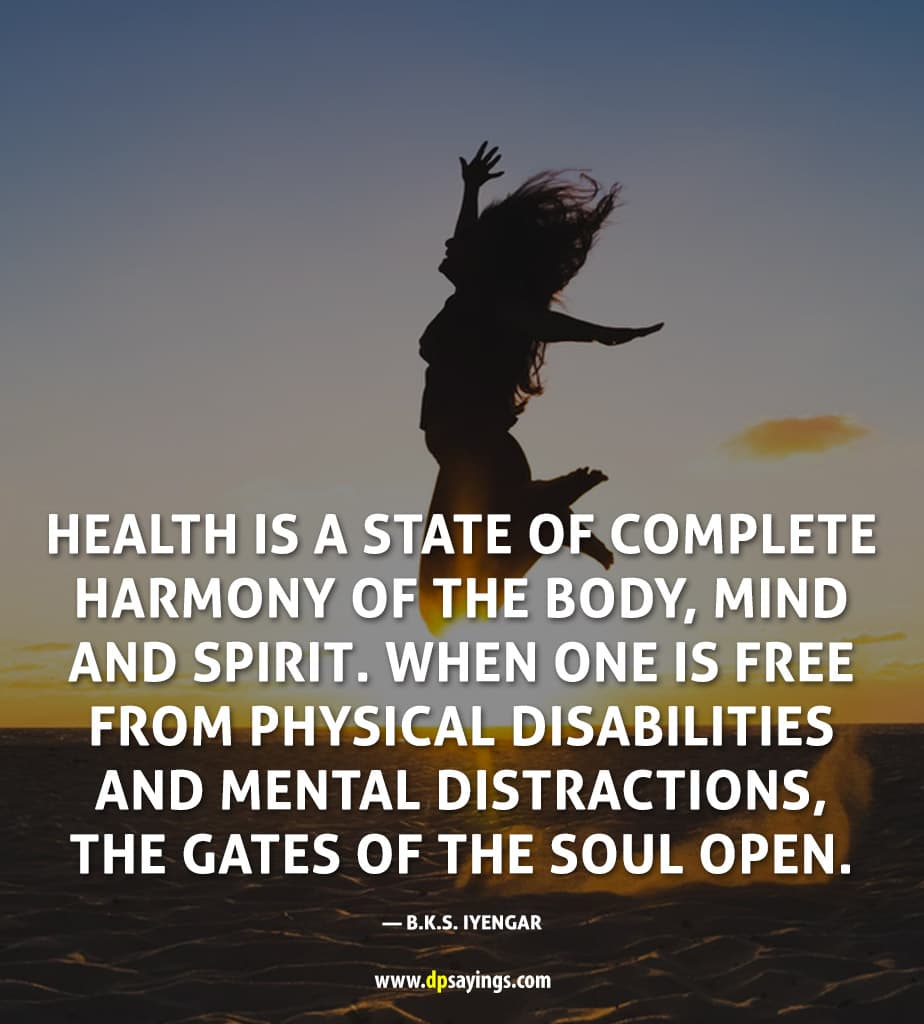 good health quotes and sayings 12