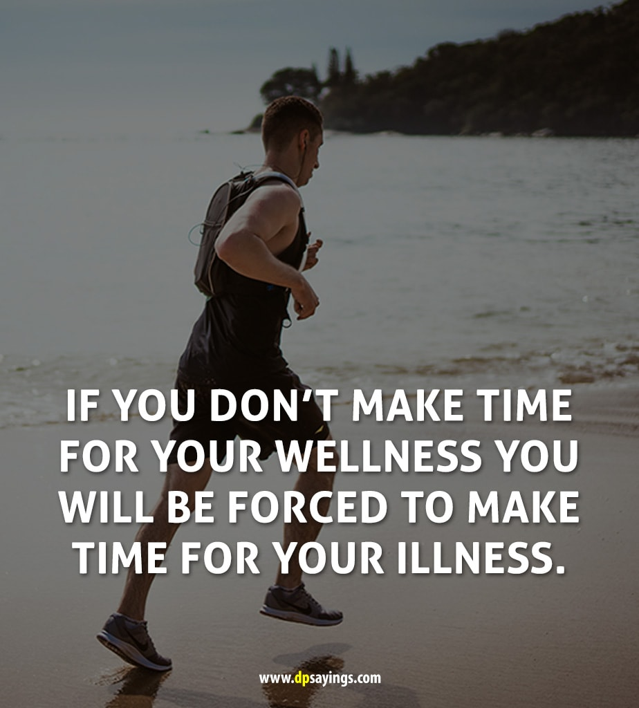 best health quotes and sayings 14