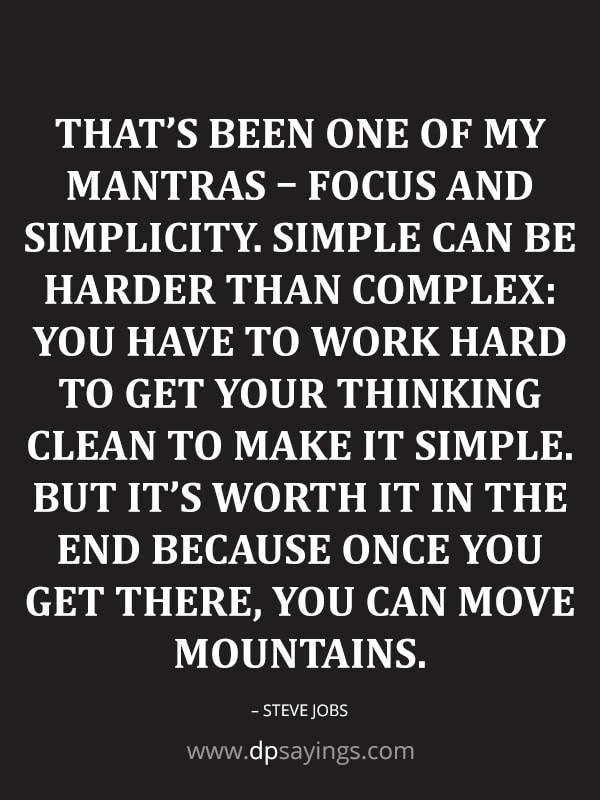 keep it simple quotes.