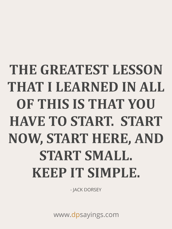 keep it simple quotes and sayings.