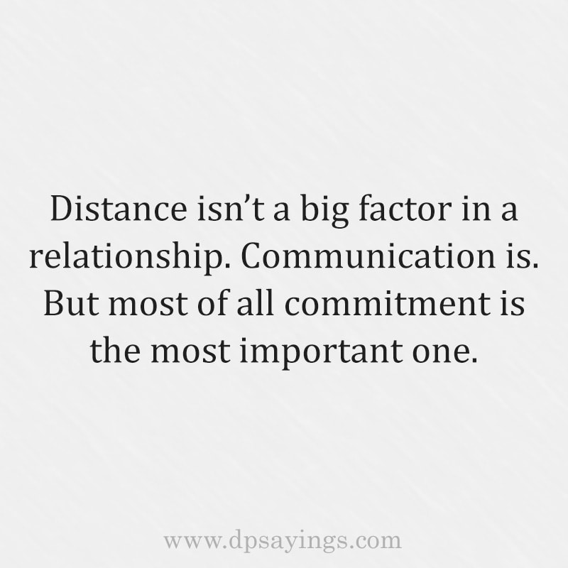 for long distance relationship quotes