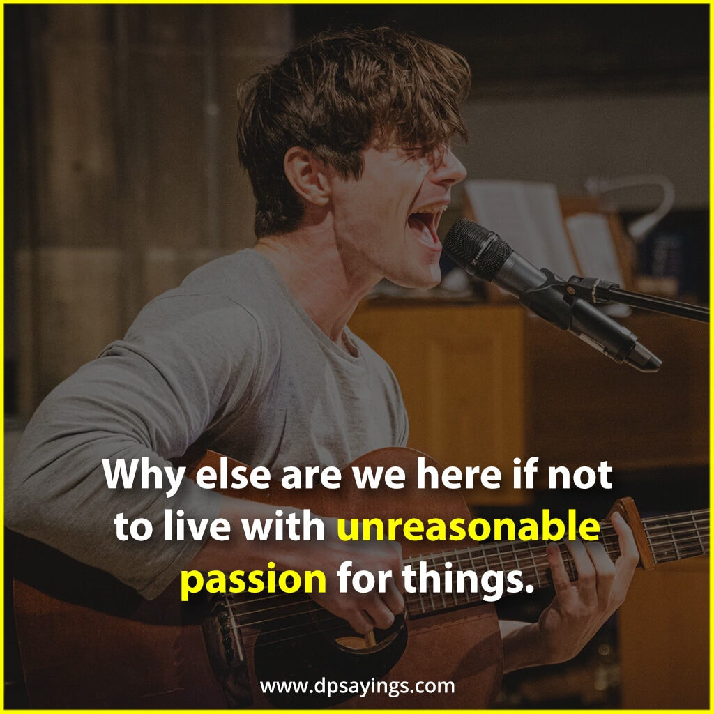 inspirational passion quotes