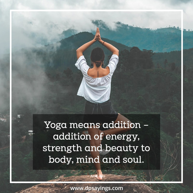 inspirational yoga quotes and sayings 12
