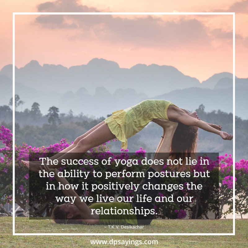 Yoga inspirational quotes 24