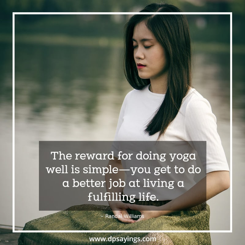 positive yoga quotes and sayings